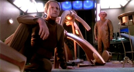 ds9 crossfire