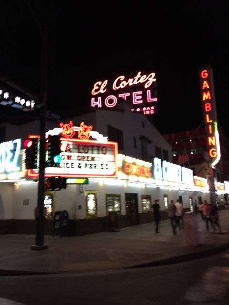 El Cortez Hotel-5 Cool Off the Strip Things to do In Vegas