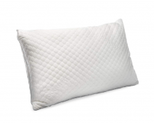 Simply Sova Shredded Memory Foam Pillow - Best Pillows for Neck Pain