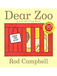 Dear Zoo: A Lift-the-Flap Book - Importance of Bedtime Reading for Kids