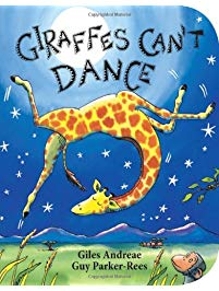 Giraffes Can't Dance - Importance of Bedtime Reading for Kids