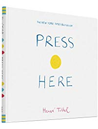 Press Here - Importance of Bedtime Reading for Kids