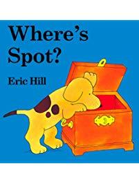 Where's Spot? - Importance of Bedtime Reading for Kids