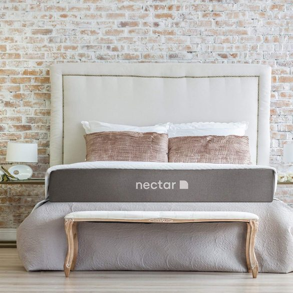 Nectar Memory Foam Mattress - Best Mattresses for Side Sleeping