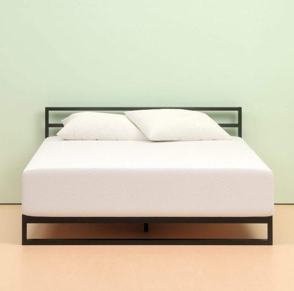 Zinus Green Tea Mattress - Best Mattresses for Side Sleepers