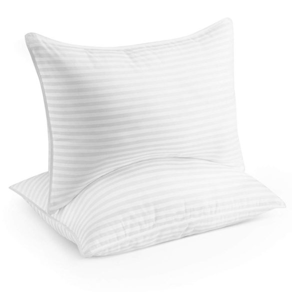 Best Pillows For Back Sleeping 19 Pillows Reviewed 4 We