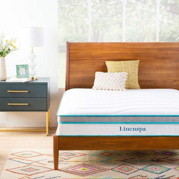 Linenspa Hybrid - Best Hybrid Mattresses