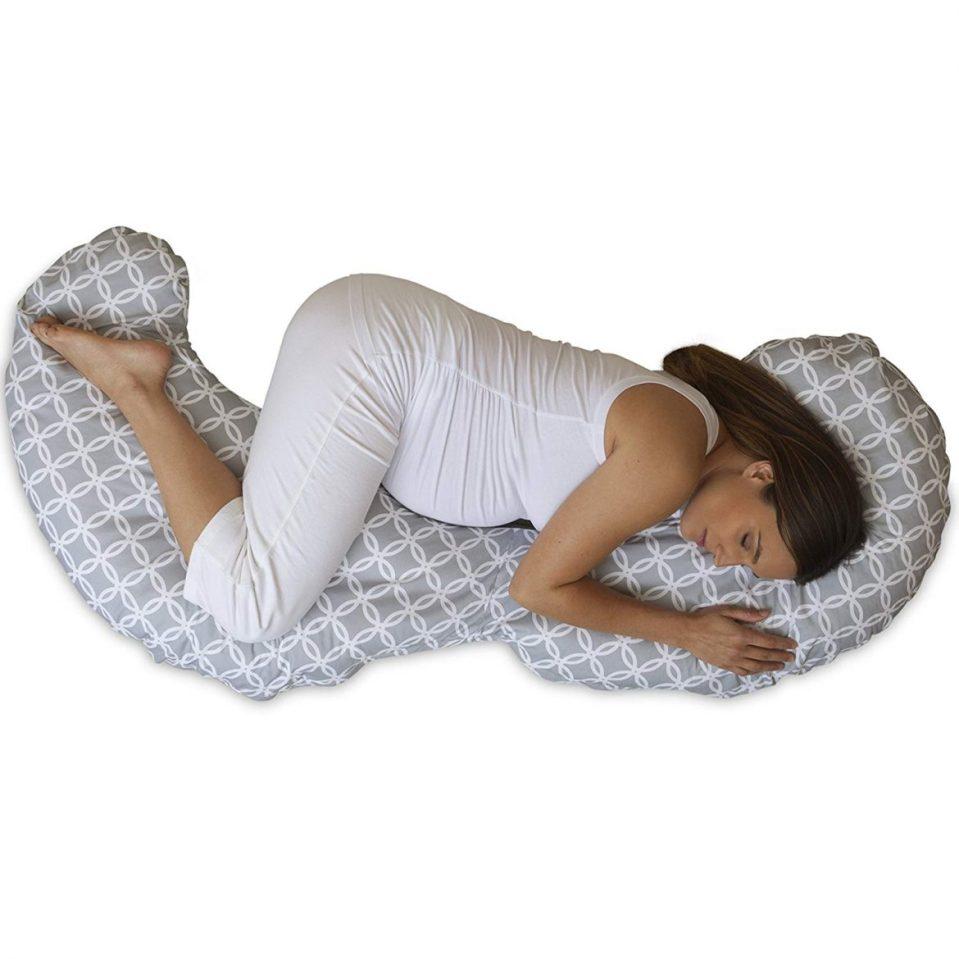 Boppy Slipcovered Total Body Pillow - Best Pregnancy Pillows