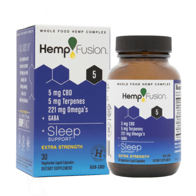 HempFusion Sleep CBD Extract
