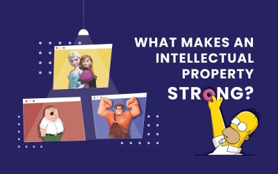 What Makes an IP Strong
