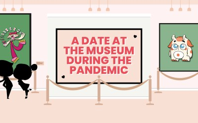 A Date at the Museum During a Pandemic