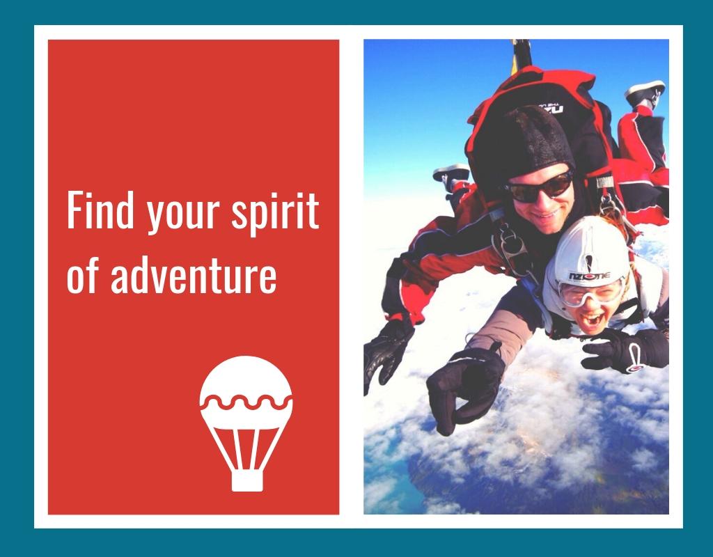 THE SPIRIT OF ADVENTURE. Find 35