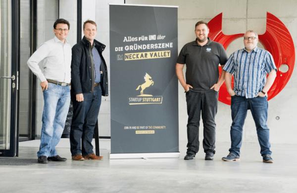Das Startup Stuttgart e.V. Team - ein starker Netzwerkpartner für den Spot