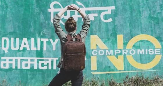Himalayan Made : une collection inédite de sacs & accessoires alliant chanvre et matières upcyclées