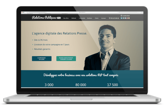 Relations-Publiques.Pro : l'agence digitale des Relations Presse qui booste la visibilité des startups