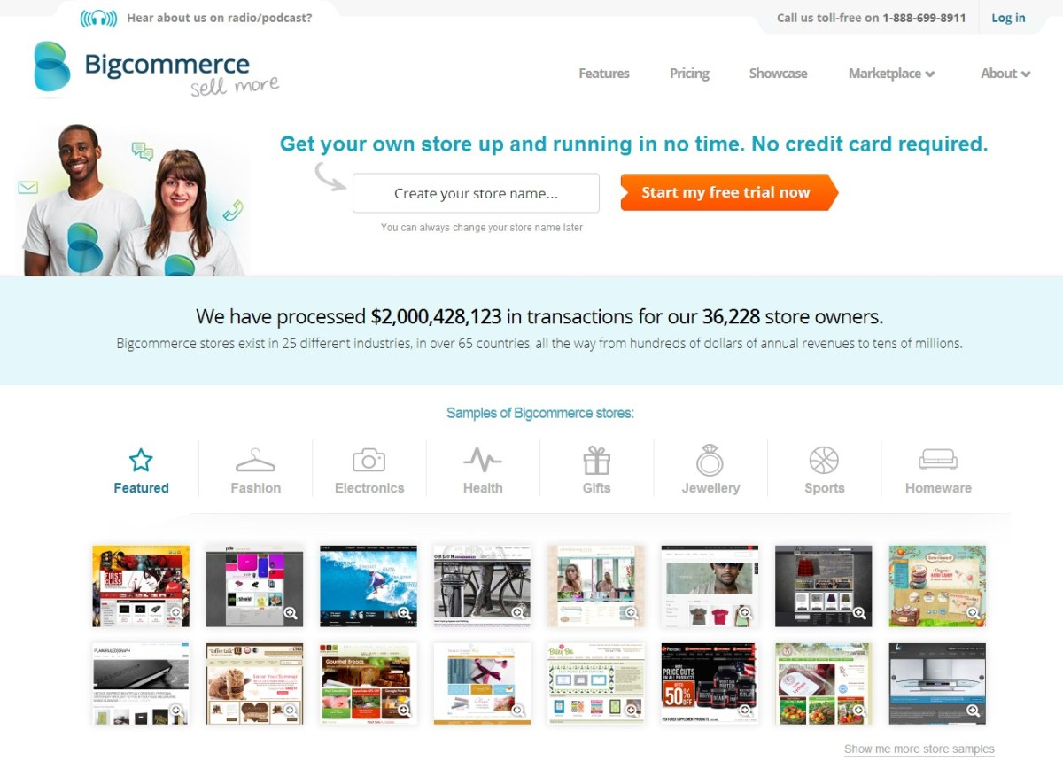 BigCommerce raises $40m