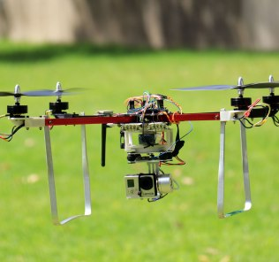CREATE UNSW Quadcopter