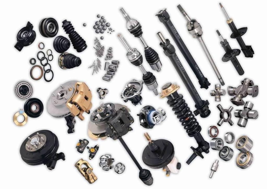 Auto Parts Shop Business Plan