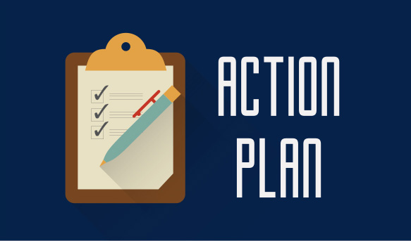One Page Action Plan Free Download