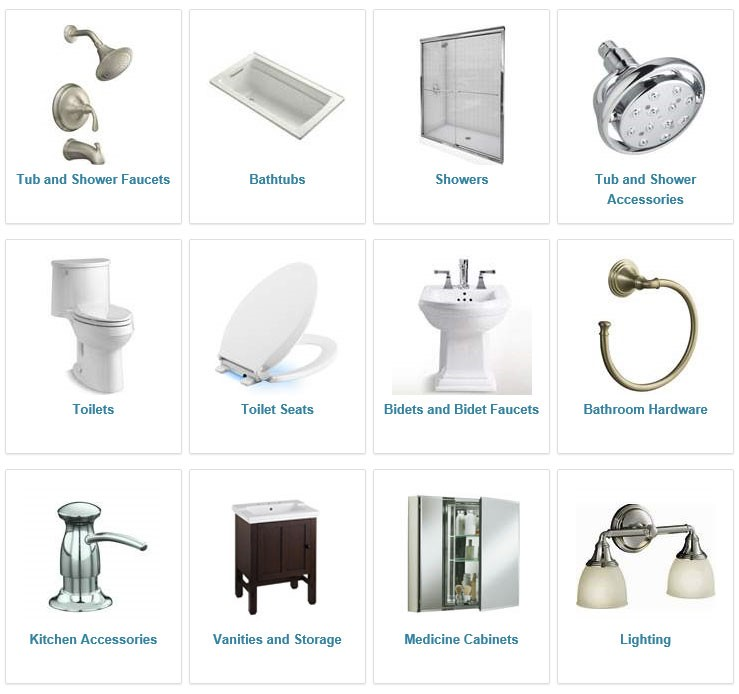 hardware shop products