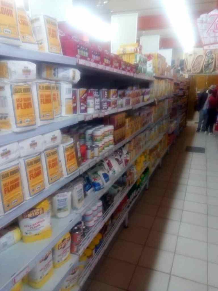 Supermarket Business Plan