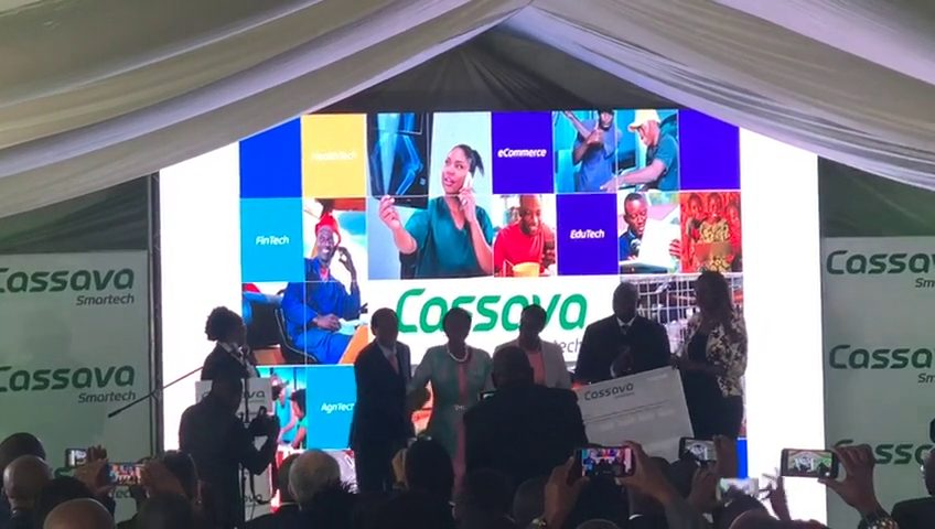Cassava Smartech lists on the ZSE, now the largest company