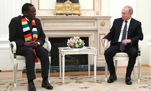 The Eurasia trip, what's in it for Zimbabwe?