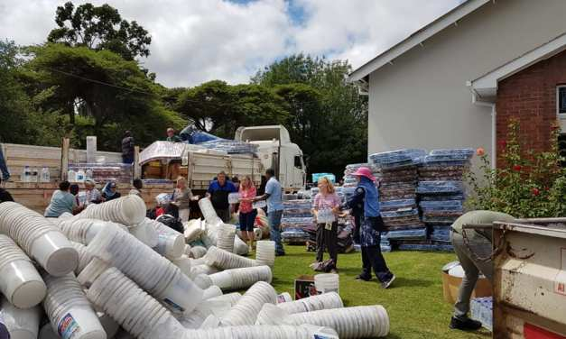 Corporates jostle with aid after Cyclone Idai devastation