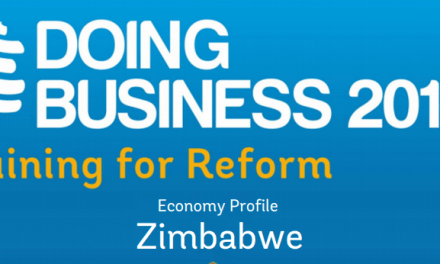 Zimbabwe ranked 155 in Doing business report 2019, but what does it mean?