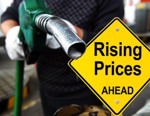 Government in quandary as fuel price hike looms.