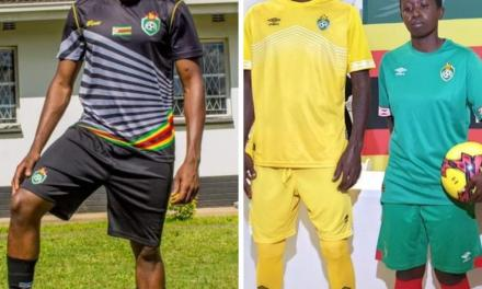ZIFA Umbro Kit Saga