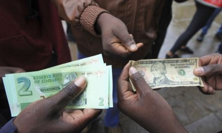 Exchange rate holds steady
