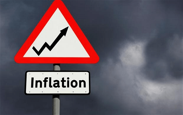 Inflation rises to a whopping 175%