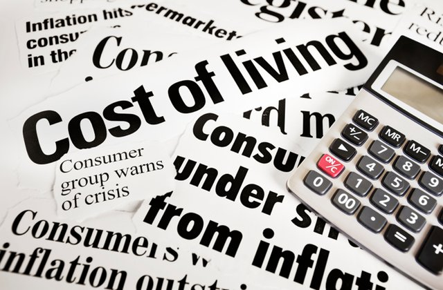 Why suspend year on year inflation figures?