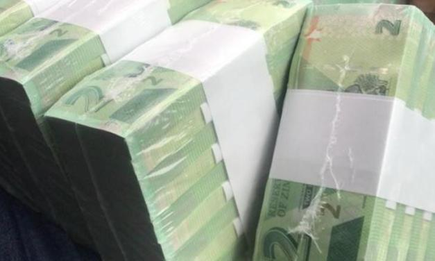 The beat goes on; New Notes flood Black market as RBZ fumes