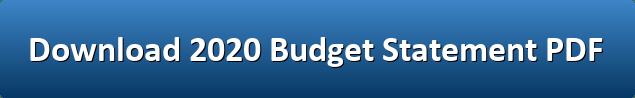 2020 Zimbabwe Budget Statement