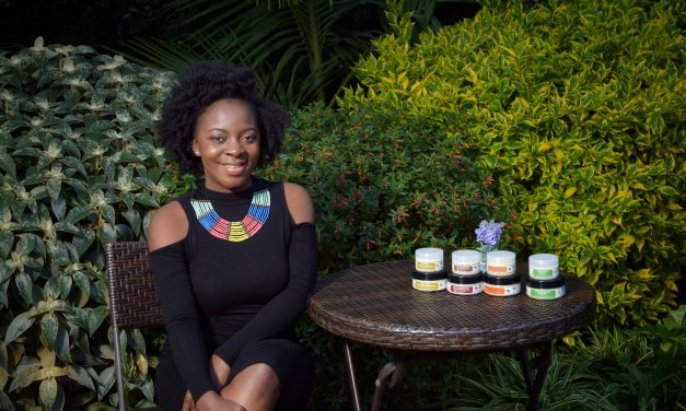 Manetain Organics: Award winning hair-care startup