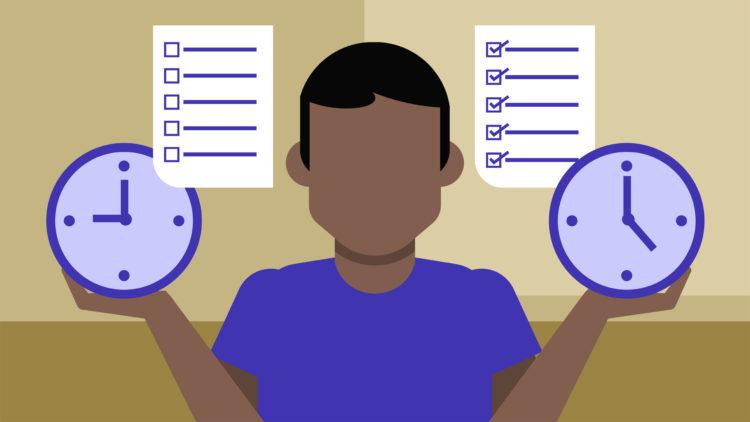 5 Practical time management techniques