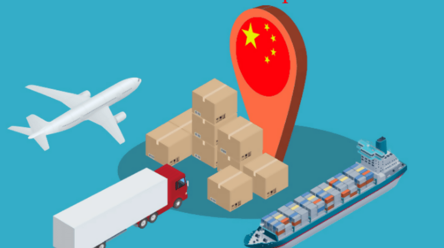 How to import goods for resale from China