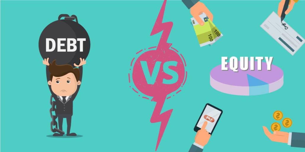 Debt versus Equity Finance for Startup Businesses