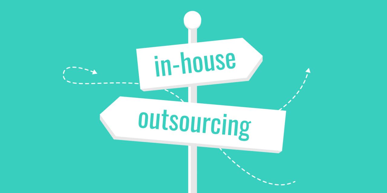 Hiring Employees Versus Outsourcing