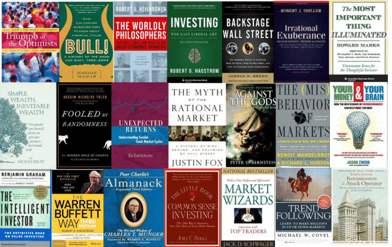 10 Books about investing
