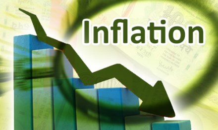 Inflation returns to downward trend