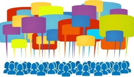 Live Audio Social Media a big hit