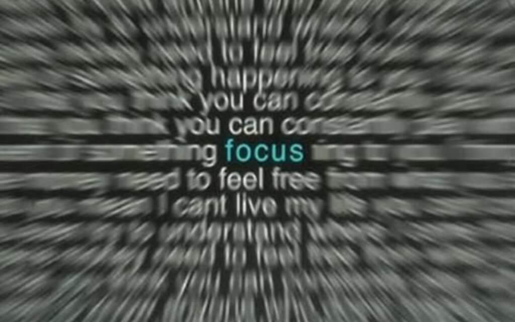 Focus on the right things to improve your productivity