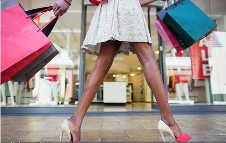 Avoiding overspending when shopping