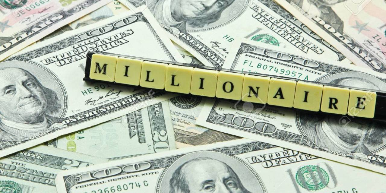 How to become a US Dollar millionaire in Zimbabwe