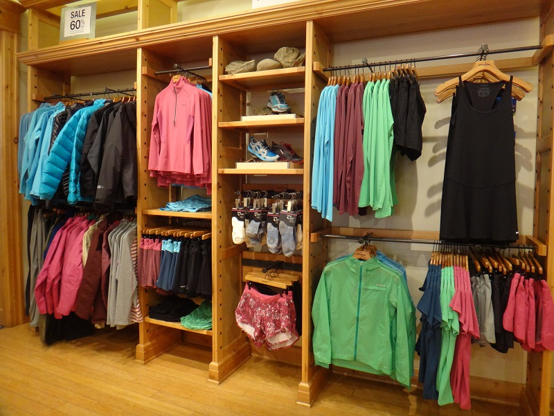 Clothing Store Business Products