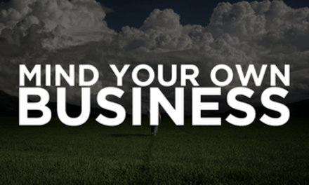 Top 30 Funny Mind Your Own Business Quotes