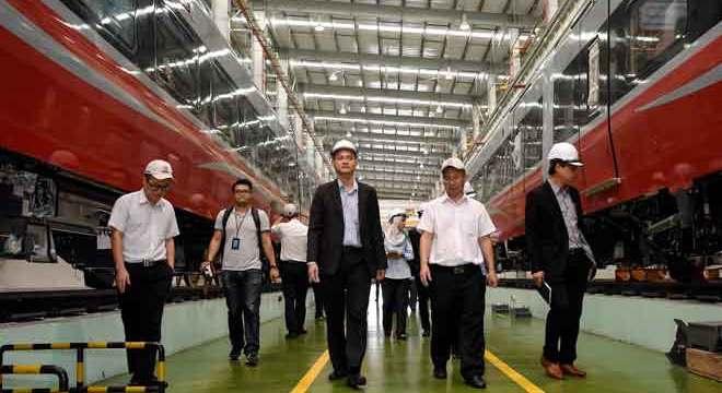 CRRC Mahu Tingkatkan Kerjasama Dengan Syarikat Pembekal Di Malaysia